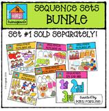 Sequence Sets BUNDLE { P4 Clips Trioriginals Digital Clipart}