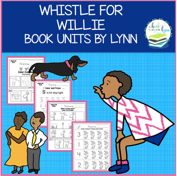WHISTLE FOR WILLIE BOOK UNIT