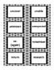 3rd Grade Common Prefixes Flash Cards (Aligned to American Reading Co IRLA)