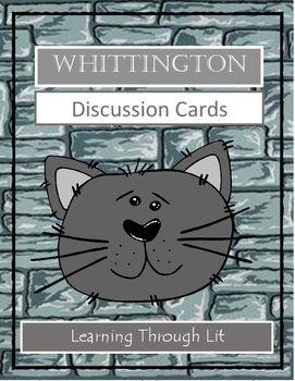 WHITTINGTON by Alan W. Armstrong - Discussion Cards
