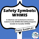 WHMIS - Introduction ppt & Worksheet