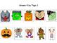 WHO AM I?  Interactive Book in Color & B/W  Descriptive la