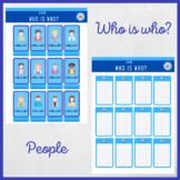 WHO IS WHO? People