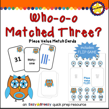 PLACE VALUE PRACTICE card game