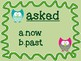 WHO'S LEARNING TO READ: Vocabulary Strategy: Inflectional Endings