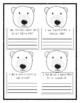 Jan Brett THE THREE SNOW BEARS  - Comprehension & Text Evidence