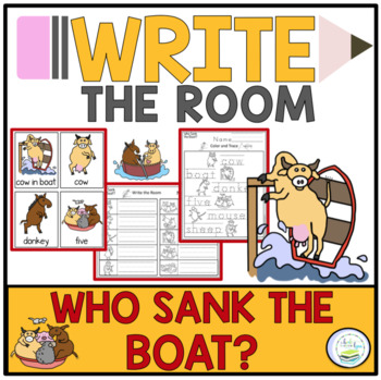 WHO SANK THE BOAT? WRITE THE ROOM