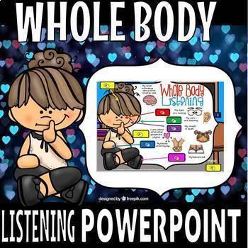 WHOLE BODY LISTENING BUNDLE