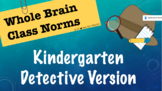 WHOLE BRAIN Classroom Norms: DETECTIVE VERSION