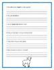 Max Lucado THE CRIPPLED LAMB - Comprehension & Text Evidence