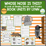 WHOSE NOSE IS THIS? BOOK UNIT