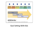 WIDA Goal Setting