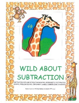 WILD ABOUT SUBTRACTION