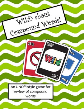 WILD about Compound Words