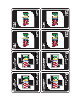 WILD about Multiplication Representation Game
