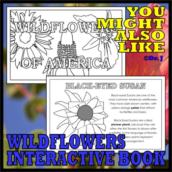 WILDFLOWERS Activity Pack