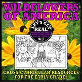 WILDFLOWERS of America Book