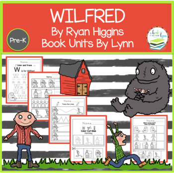WILFRED  Book Unit