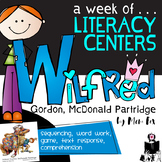 WILFRED GORDON McDONALD PARTRIDGE By Mem Fox