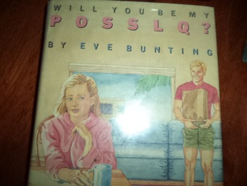 WILL YOU BE MY P O S S L Q ? ISBN0-15-297399-0