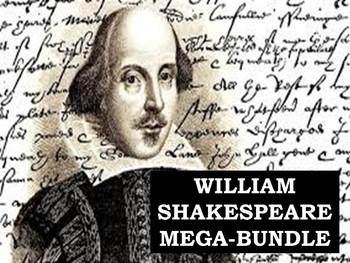 WILLIAM SHAKESPEARE MEGA-BUNDLE