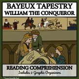 WILLIAM THE CONQUEROR AND THE BAYEUX TAPESTRY - Reading Co