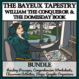 WILLIAM THE CONQUEROR & BAYEUX TAPESTRY BUNDLE - Comprehen
