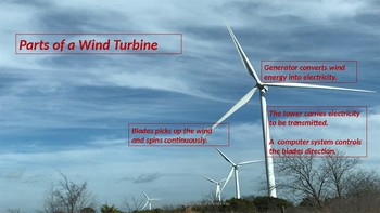 WIND TURBINES RENEWABLE ENERGY-CLEAN ENERGY