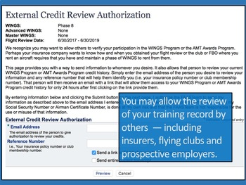 WINGS FAA Pilot-Proficiency Program Brief Overview; with ACS update and QR Codes