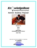 WINNING Grant Proposal Template - One-Week Summer Computer Camp (with Budget)