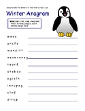 WINTER ACTIVITIES, 32 PAGES, WINTER NO PREP, WINTER FUN WO