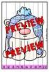 WINTER ACTIVITY KINDERGARTEN (TEEN NUMBER POLAR BEARS MATH) 11 TO 20