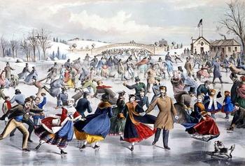 WINTER AND SNOW PUBLIC DOMAIN CLIP ART (100+ IMAGES)