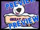 WINTER BEHAVIOR CHART (POLAR BEAR BEHAVIOR MANAGEMENT CHART) WINTER PRINTABLES
