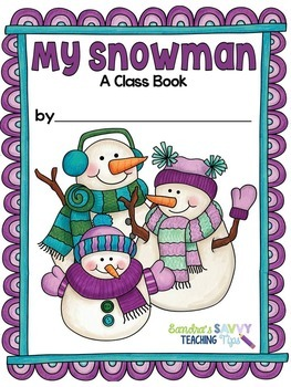 WINTER CLASS BOOK - Descriptive Writing