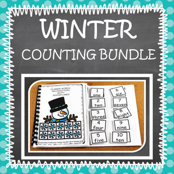 WINTER COUNTING 1 TO 10 BUNDLE