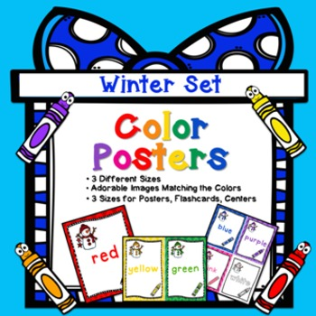 Christmas: Color Posters