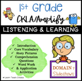 50% OFF FLASH SALE!! Grade 1 CKLA | Domain 7 | Listening a