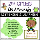 50% OFF FLASH SALE!! Grade 2 CKLA | Domain 3 | Listening a
