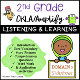 Grade 2 CKLA | Domain 3 | Listening and Learning Slideshows