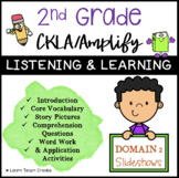 Grade 2 CKLA | Domain 2 | Listening and Learning Slideshows