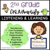 50% OFF FLASH SALE!! Grade 2 CKLA | Domain 4 | Listening a