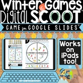 WINTER GAMES 2018 GOOGLE SLIDES DIGITAL SCOOT