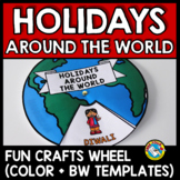WINTER HOLIDAY AROUND THE WORLD KINDERGARTEN ACTIVITIES (C
