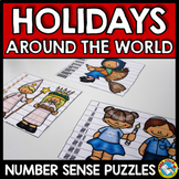 WINTER HOLIDAYS AROUND THE WORLD KINDERGARTEN ACTIVITIES (