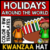 WINTER HOLIDAYS AROUND THE WORLD KINDERGARTEN ACTIVITY (KW