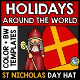 WINTER HOLIDAYS AROUND THE WORLD KINDERGARTEN ACTIVITY (ST NICHOLAS DAY CRAFTS)