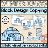 WINTER IGLOO Block Design Copying for Visual Perceptual Skills