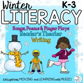 Winter and January Songs, Poems, Readers Theater with Lite
