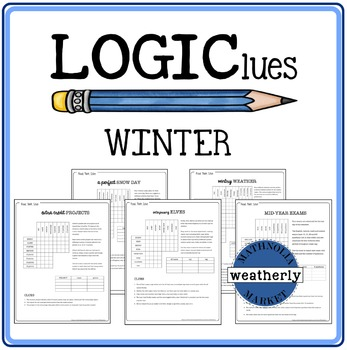 LOGIC Puzzles - WINTER